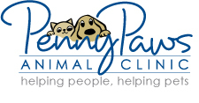 Penny Paws Logo