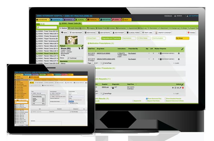 ezyVet Veterinary Software
