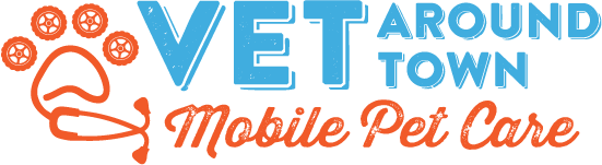 Vet Around Town Logo